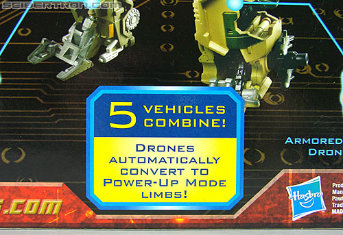 Transformers Power Core Combiners Bombshock with Combaticons (Image #14 of 151)