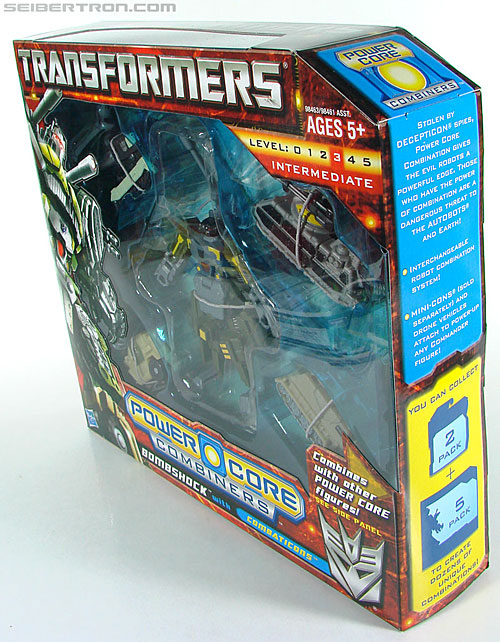 Transformers Power Core Combiners Bombshock with Combaticons (Image #20 of 151)