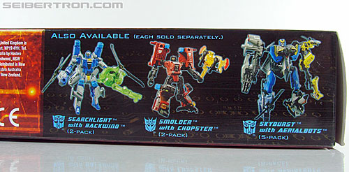 Transformers Power Core Combiners Bombshock with Combaticons (Image #23 of 151)