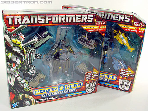Transformers Power Core Combiners Bombshock with Combaticons (Image #24 of 151)