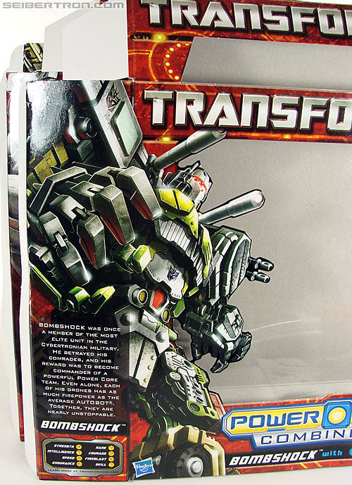 Transformers Power Core Combiners Bombshock with Combaticons (Image #25 of 151)