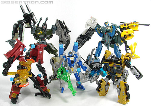 Transformers Power Core Combiners Bombshock with Combaticons (Image #150 of 151)