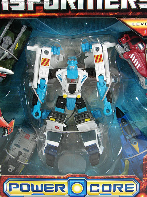 Transformers Power Core Combiners Stakeout with Protectobots (Image #2 of 176)