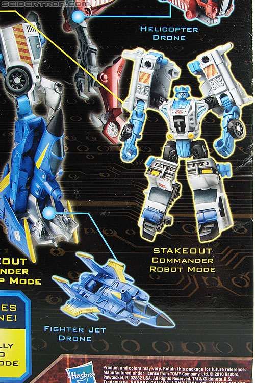Transformers Power Core Combiners Stakeout with Protectobots (Image #13 of 176)