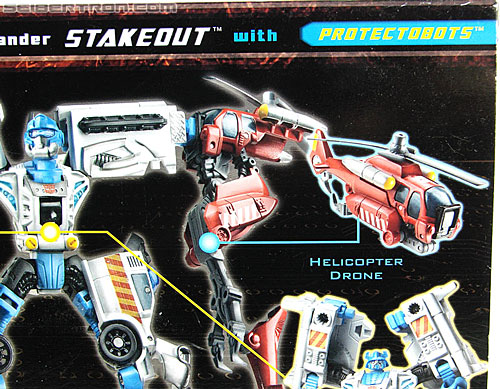 Transformers Power Core Combiners Stakeout with Protectobots (Image #14 of 176)