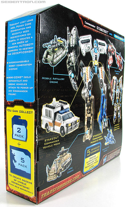 Transformers Power Core Combiners Stakeout with Protectobots (Image #15 of 176)