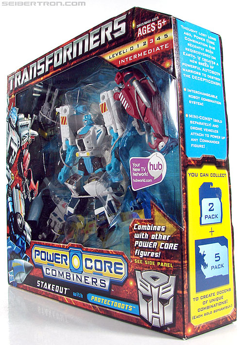 Transformers Power Core Combiners Stakeout with Protectobots (Image #19 of 176)