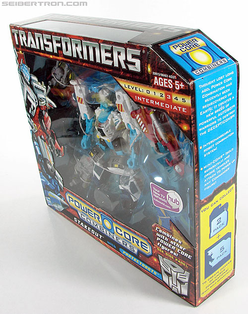 Transformers Power Core Combiners Stakeout with Protectobots (Image #20 of 176)