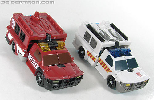 Transformers Power Core Combiners Stakeout with Protectobots (Image #77 of 176)