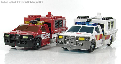 Transformers Power Core Combiners Stakeout with Protectobots (Image #80 of 176)