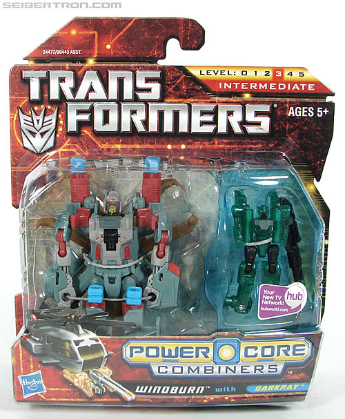 Transformers Power Core Combiners Windburn (Image #1 of 161)