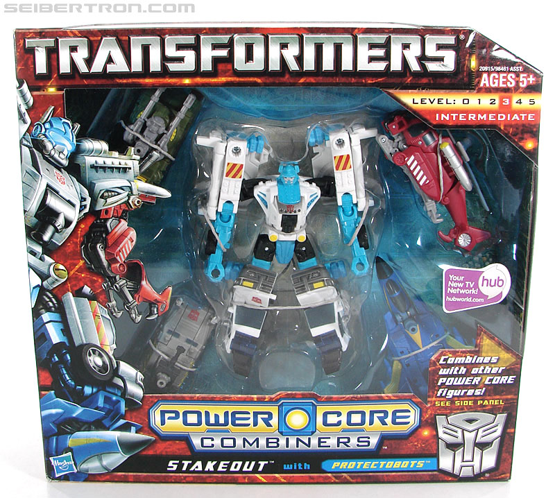 Transformers Power Core Combiners Stakeout with Protectobots (Image #1 of 176)
