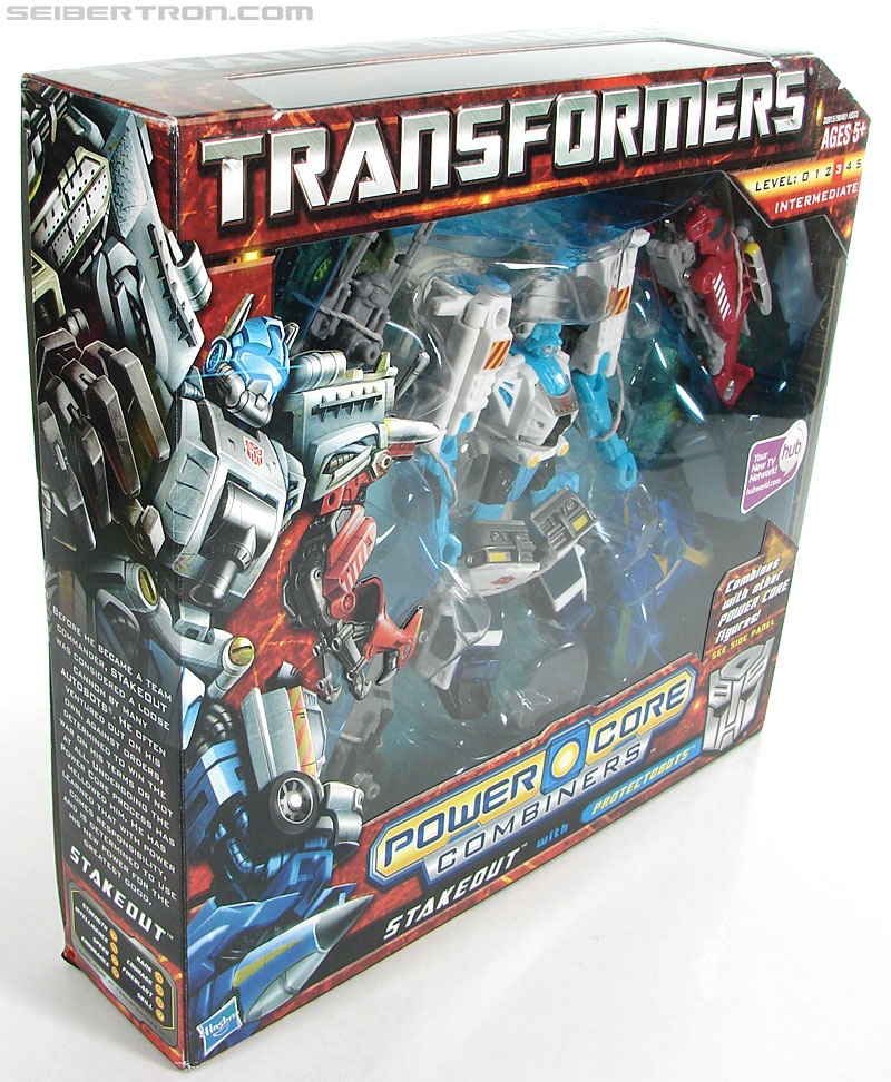 Transformers Power Core Combiners Stakeout with Protectobots (Image #6 of 176)