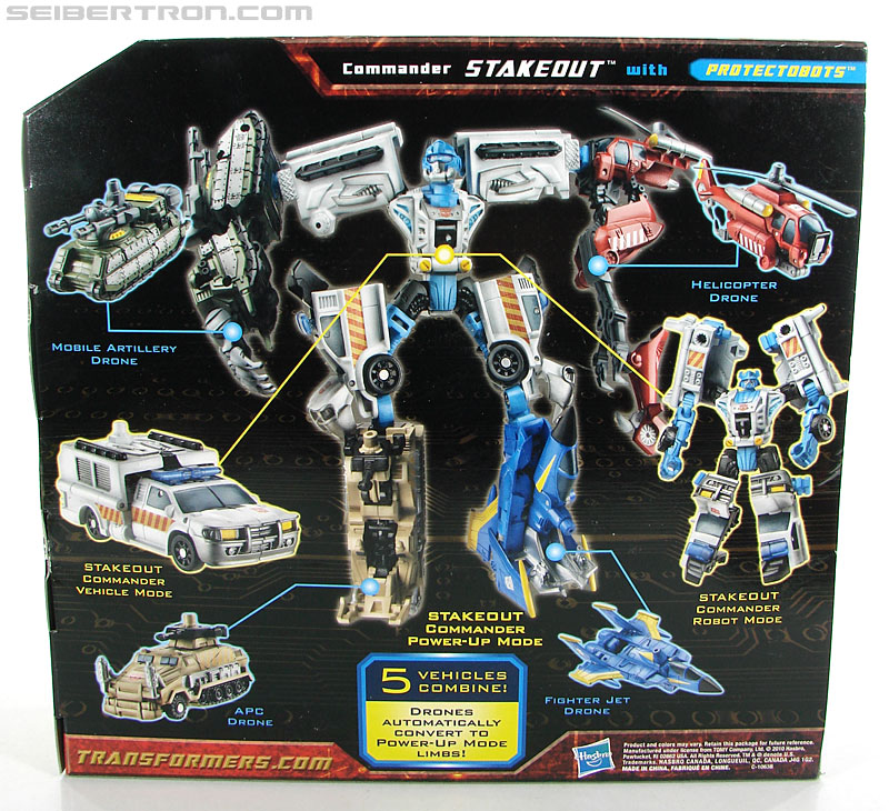 Transformers Power Core Combiners Stakeout with Protectobots (Image #10 of 176)