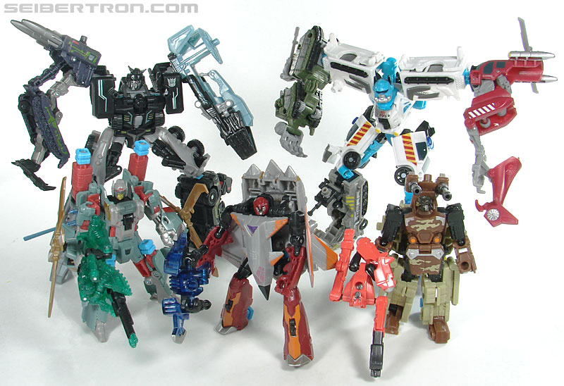 Transformers Power Core Combiners Stakeout with Protectobots (Image #175 of 176)