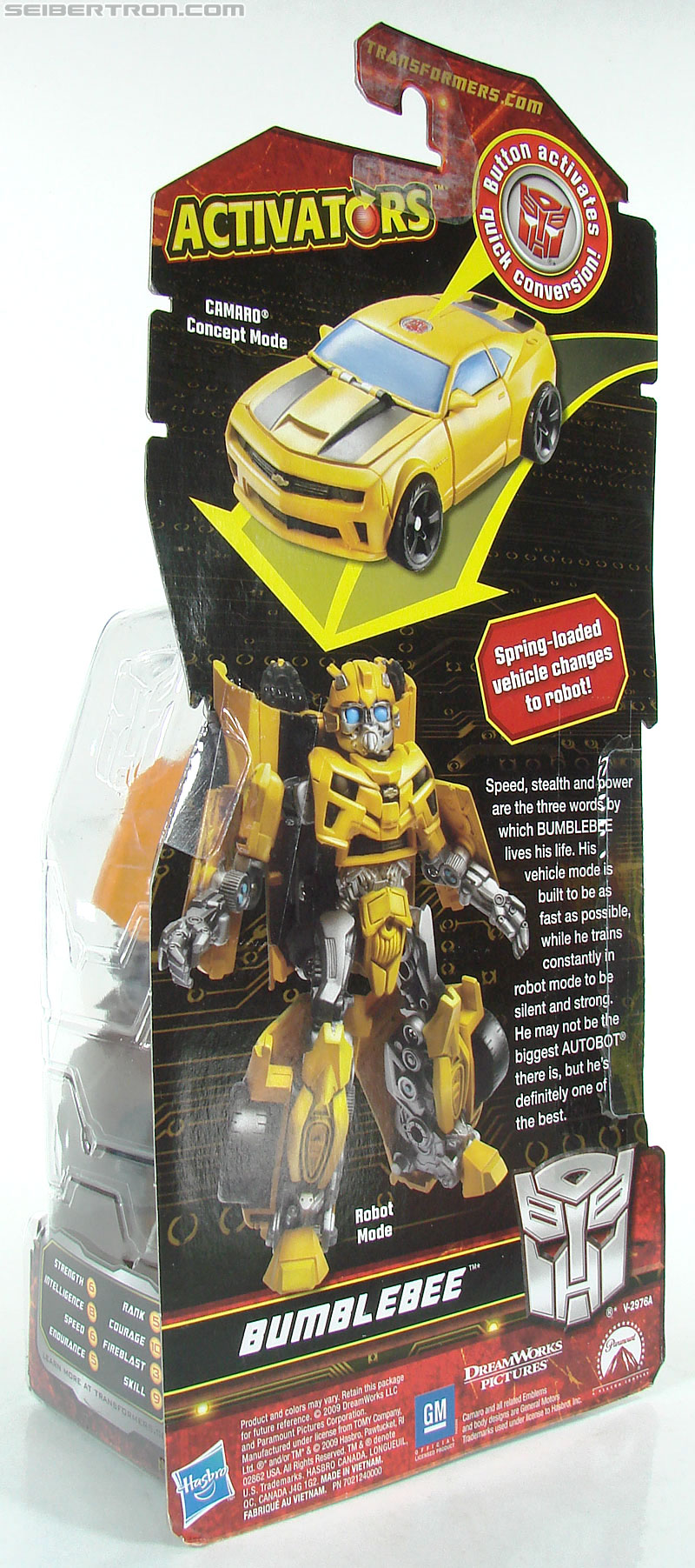 Transformers Hunt For The Decepticons Bumblebee (Image #10 of 85)