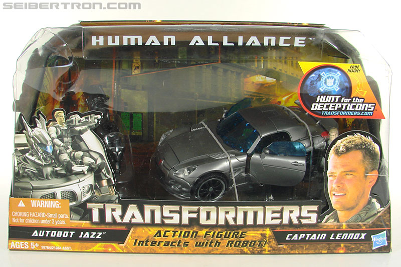 Transformers Hunt For The Decepticons Captain William Lennox (Image #1 of 79)