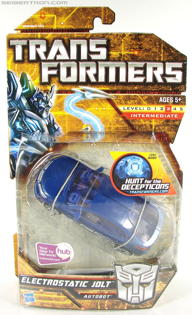 Transformers Hunt For The Decepticons Electrostatic Jolt (Image #1 of 87)