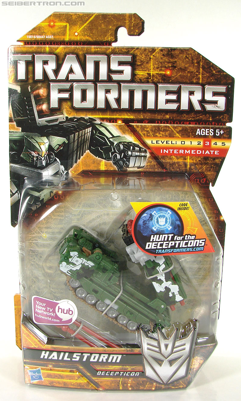 Transformers Hunt For The Decepticons Hailstorm (Image #1 of 97)