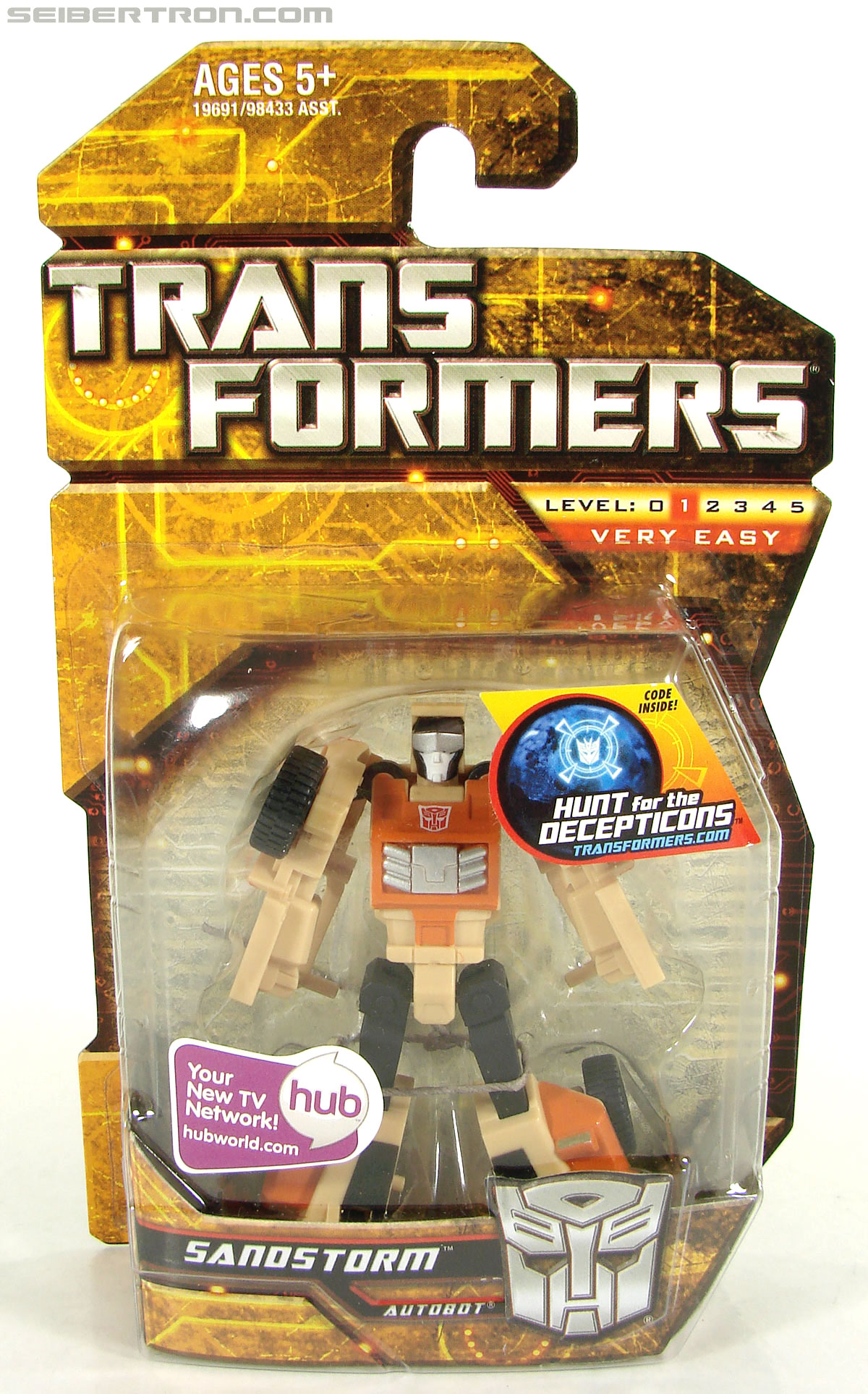 Transformers Hunt For The Decepticons Sandstorm (Image #1 of 80)