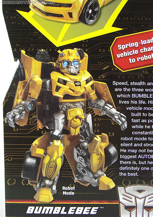 Transformers Hunt For The Decepticons Bumblebee (Image #8 of 85)