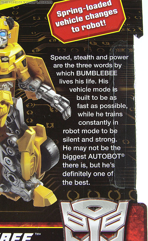 Transformers Hunt For The Decepticons Bumblebee (Image #9 of 85)