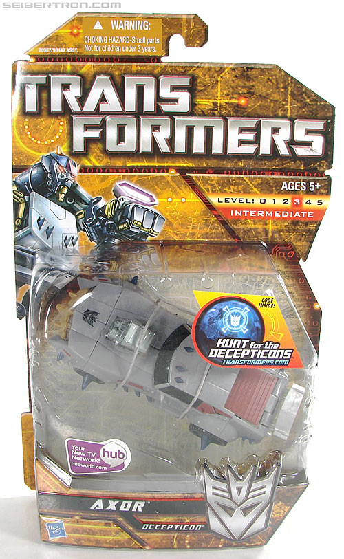 Transformers Hunt For The Decepticons Axor (Image #1 of 127)