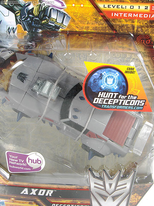 Transformers Hunt For The Decepticons Axor (Image #2 of 127)