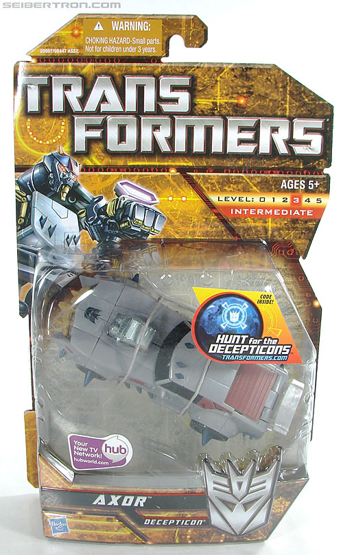 Transformers Hunt For The Decepticons Axor (Image #3 of 127)