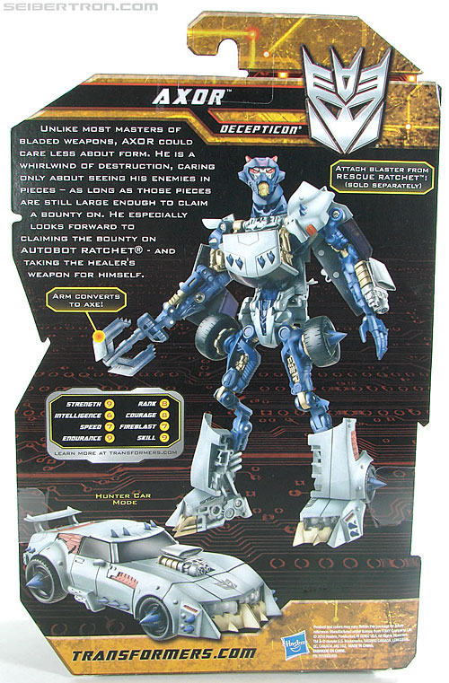 Transformers Hunt For The Decepticons Axor (Image #8 of 127)