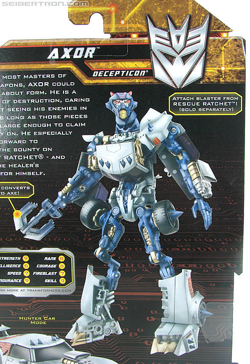Transformers Hunt For The Decepticons Axor (Image #10 of 127)