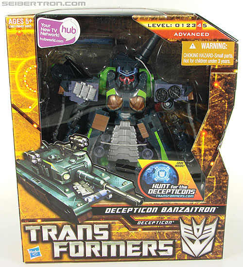 Transformers Hunt For The Decepticons Banzai-Tron (Image #1 of 152)