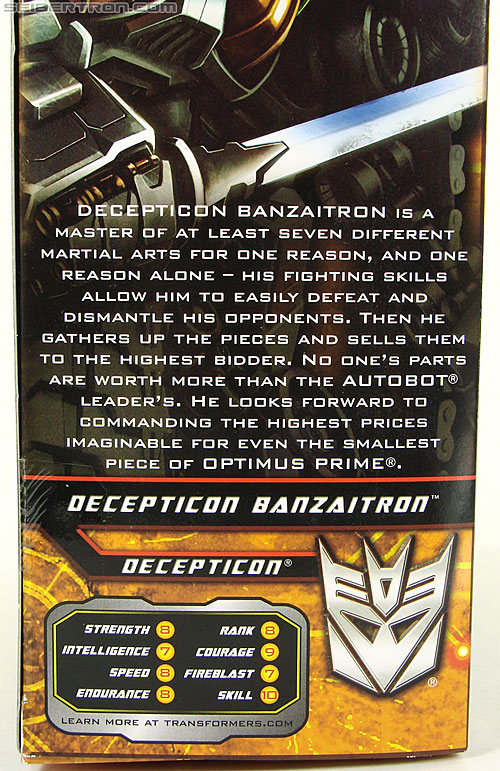 Transformers Hunt For The Decepticons Banzai-Tron (Image #6 of 152)