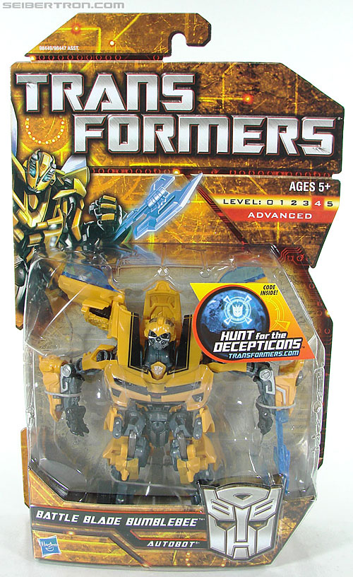 Transformers Hunt For The Decepticons Battle Blade Bumblebee (Image #1 of 219)