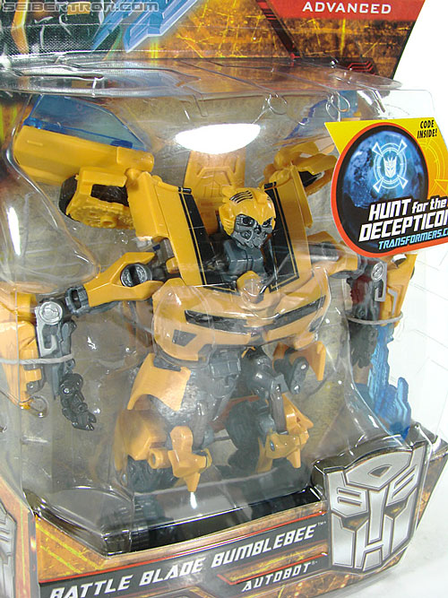 Transformers Hunt For The Decepticons Battle Blade Bumblebee (Image #4 of 219)