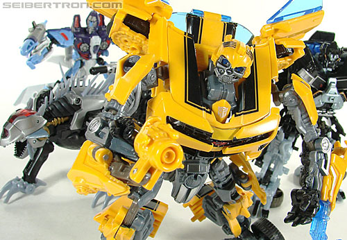 Transformers Hunt For The Decepticons Battle Blade Bumblebee (Image #218 of 219)