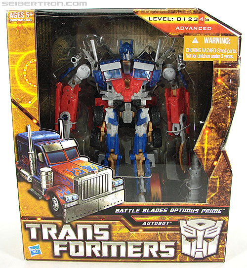 Transformers Hunt For The Decepticons Battle Blades Optimus Prime (Image #1 of 186)