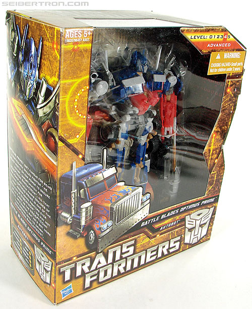 Transformers Hunt For The Decepticons Battle Blades Optimus Prime (Image #3 of 186)