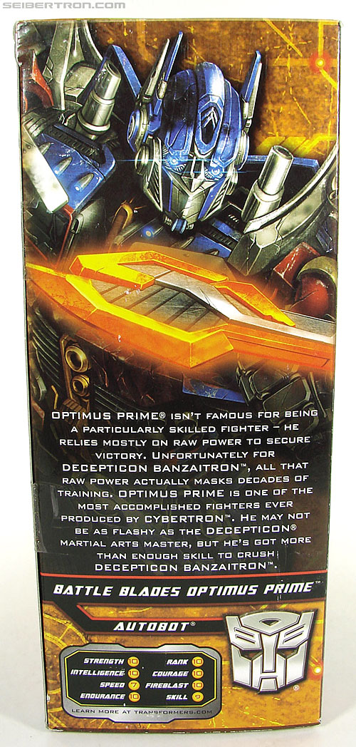 Transformers Hunt For The Decepticons Battle Blades Optimus Prime (Image #4 of 186)