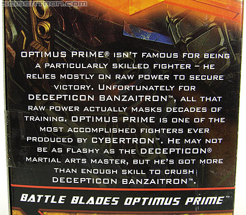 Transformers Hunt For The Decepticons Battle Blades Optimus Prime (Image #7 of 186)
