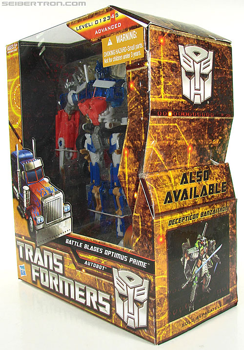 Transformers Hunt For The Decepticons Battle Blades Optimus Prime (Image #16 of 186)
