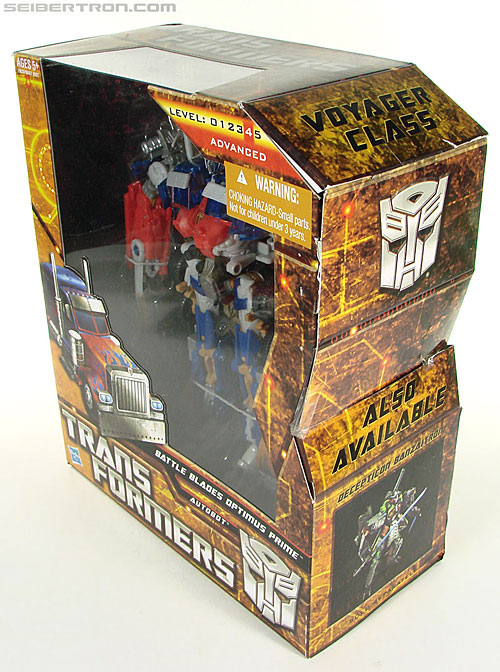 Transformers Hunt For The Decepticons Battle Blades Optimus Prime (Image #17 of 186)