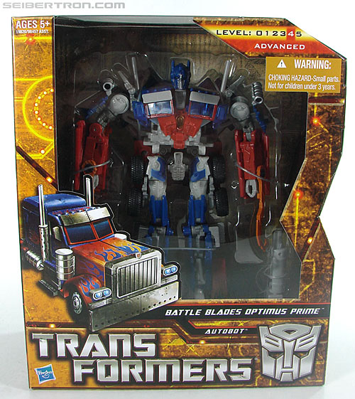 Transformers Hunt For The Decepticons Battle Blades Optimus Prime (Image #1 of 123)