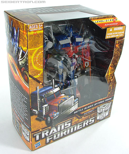 Transformers Hunt For The Decepticons Battle Blades Optimus Prime (Image #4 of 123)