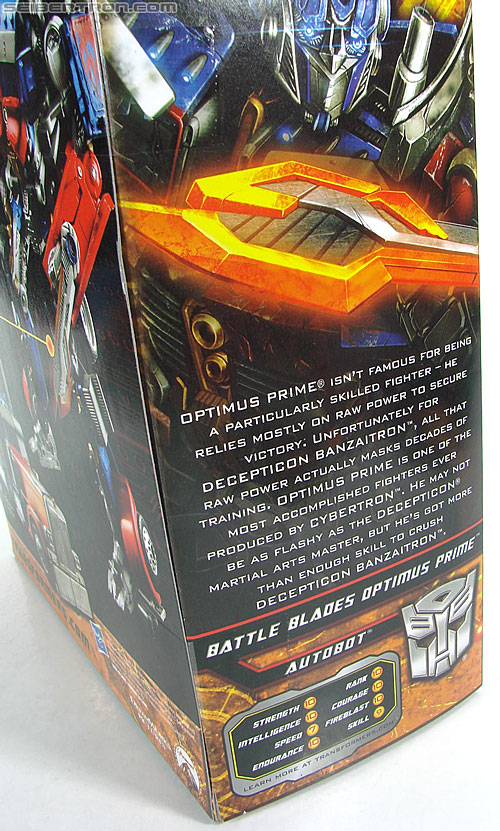 Transformers Hunt For The Decepticons Battle Blades Optimus Prime (Image #5 of 123)