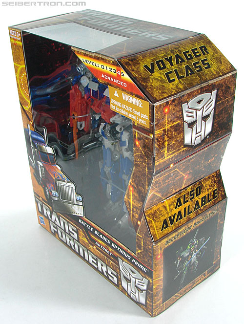 Transformers Hunt For The Decepticons Battle Blades Optimus Prime (Image #11 of 123)