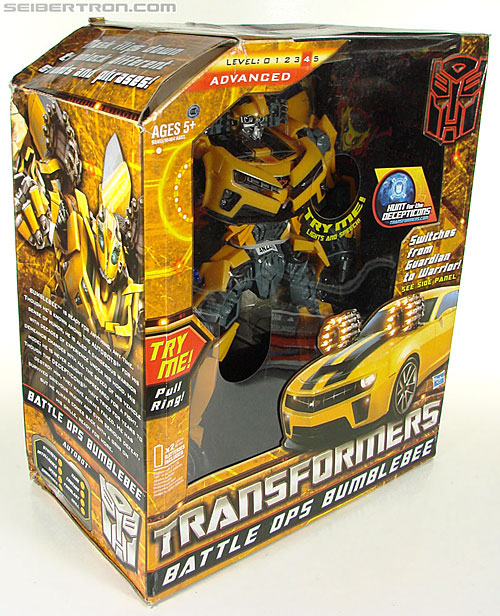 Transformers Hunt For The Decepticons Battle Ops Bumblebee (Image #5 of 154)