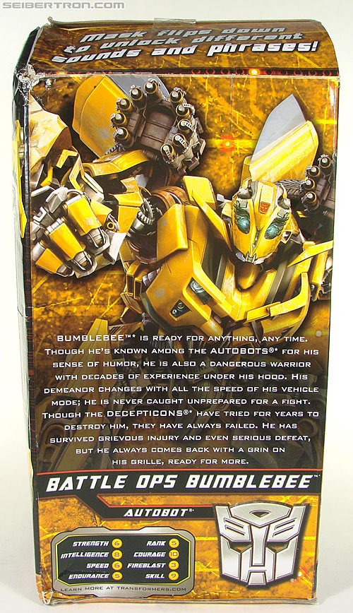 Transformers Hunt For The Decepticons Battle Ops Bumblebee (Image #7 of 154)