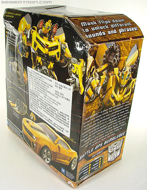Transformers Hunt For The Decepticons Battle Ops Bumblebee (Image #14 of 154)