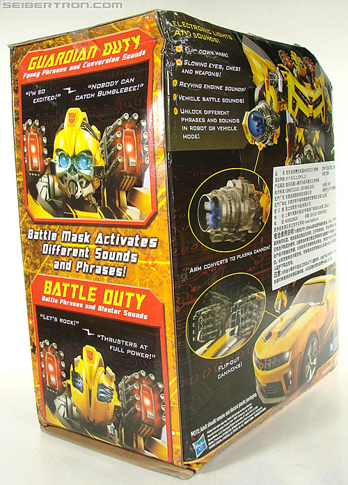 Transformers Hunt For The Decepticons Battle Ops Bumblebee (Image #18 of 154)